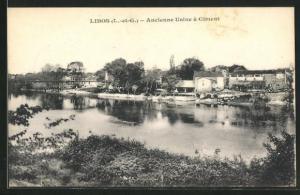 AK Libos, Ancienne Usine à Ciment