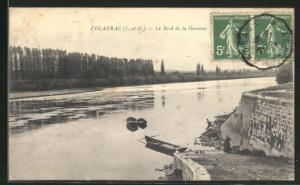 AK Colayrac, Le Bord de la Garonne