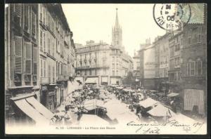 AK Limoges, La Place des Bancs