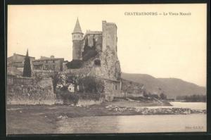 AK Chateaubourg, Le Vieux Manoir