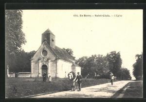 AK Saint-Ceols, L`Eglise