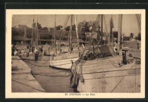 AK Fouras, Le Port, Fischerboote