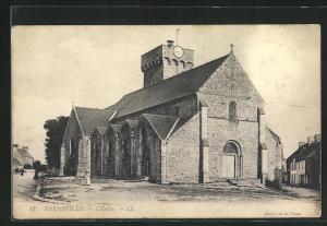 AK Barneville, L`Eglise