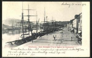 AK Cherbourg, Quai Alexandre le Bassin du Commerce