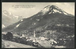 AK Bozel, et la Dent du Villard
