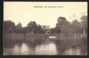 AK Samatha, par Sandillon