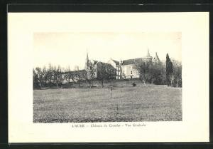 AK Castelet, Chateau-Vue Gènèrale