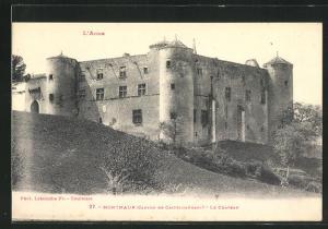 AK Montmaur, Le Chateau