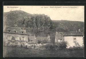 AK Saint-Chamant, Rochers de Montauban