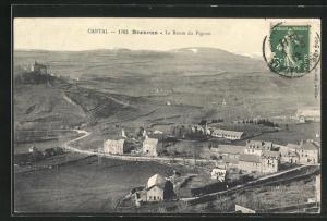 AK Brezons, La Route du Pignon