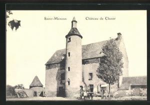 AK Saint-Menoux, Chateau de Cluzor