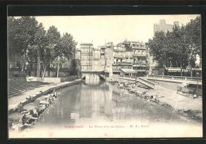 AK Narbonne, Le Pont sur le Canal