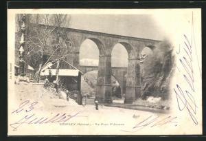 AK Rumilly, le Pont St-Joseph