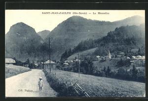AK Saint-Jean-d`Aulph, la Moussière