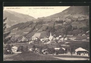 AK St-Jean-d`Aulph, Gesamtansicht