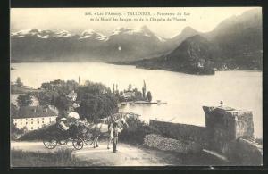 AK Talloires, Panorama du Lac d`Annecy