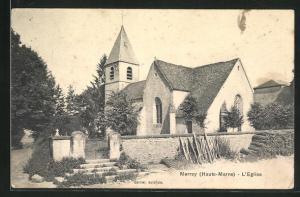AK Merry, l`Eglise