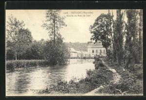 AK Saulges, Moulin du Pont du Gué