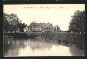 AK Menil, Château de Magnanne