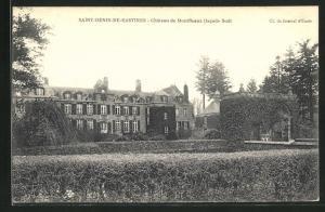 AK Saint-Denis-de-Gastines, Château de Montfleaux