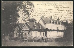 AK Mayenne, Château du Pont