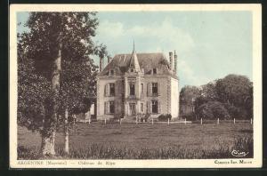 AK Argentré, Château de Rigo