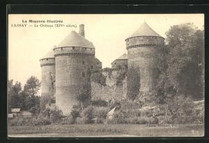 AK Lassay, le Château
