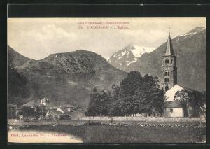 AK Vicdessos, l`Eglise