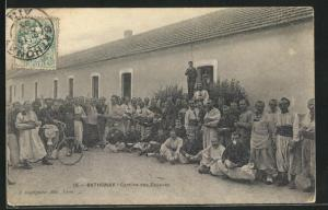 AK Sathonay, Cantine des Zouaves