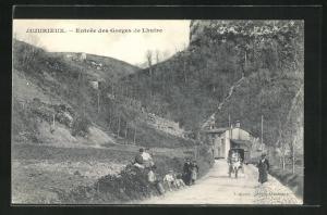 AK Jujurieux, Entree des Gorges de Lhuire
