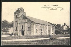 AK Soulac-sur-Mer, La Basilique