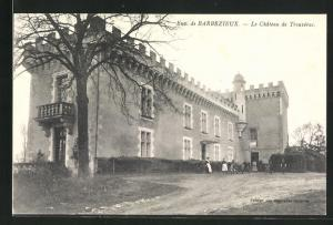 AK Barbezieux, Le Chateau de Trouverac