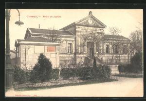 AK Cognac, Palais de Justice