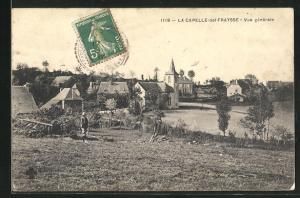 AK La Capelle-del-Fraysse, Vue generale