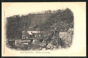AK Crozant, Moulin de la Folie