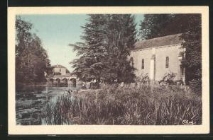 AK Tocane-Saint-Apre, La Chapelle de Perdux