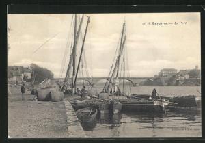 AK Bergerac, Le Port