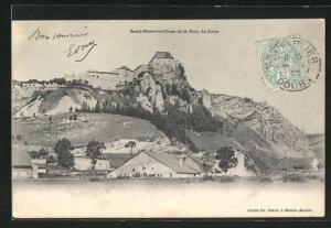 AK Saint-Pierre, La Cluse et le Fort de Joux