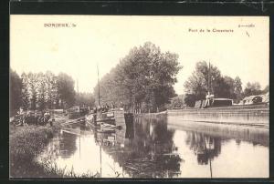 AK Donjeux, Port de la Cimenterie
