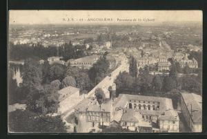 AK St-Cybard, Panorama