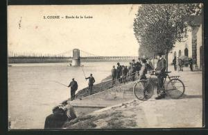 AK Cosne, Bords de la Loire