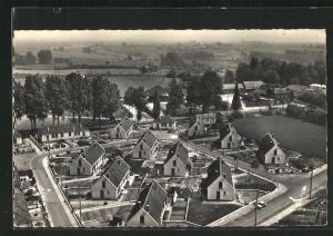 AK St-Just-en-Chaussee, Maisons H.L.M. Route d`Amiens