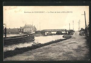 AK Bellerive, Le Pont de bois