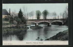 AK Conerre, Pont sur l`Huisne