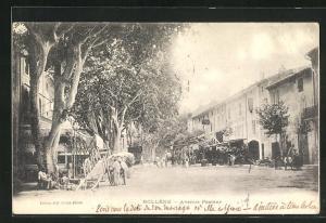 AK Bollene, Boutiques dans Avenue Pasteur
