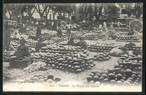 AK Cavaillon, Le Marche aux melons