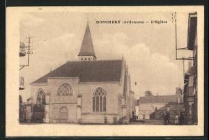 AK Donchery, L`Eglise
