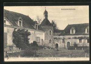 AK Treteau, Chateau de Bellot