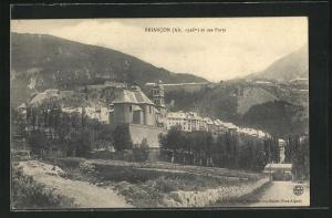 AK Briancon, Panorama et ses Forts