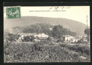AK Saint-Hippolyte-du-Fort, Chateau de Figaret